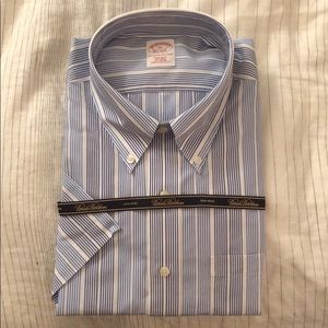 Brooks Brothers short sleeve XL NWT